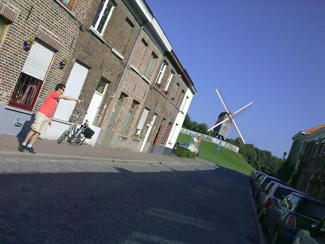 Moinho de Bruges Bélgica