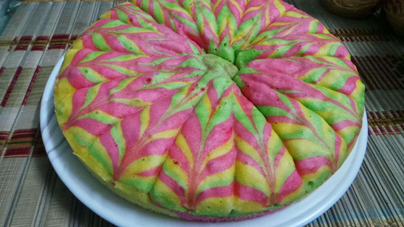resepi kek cawan