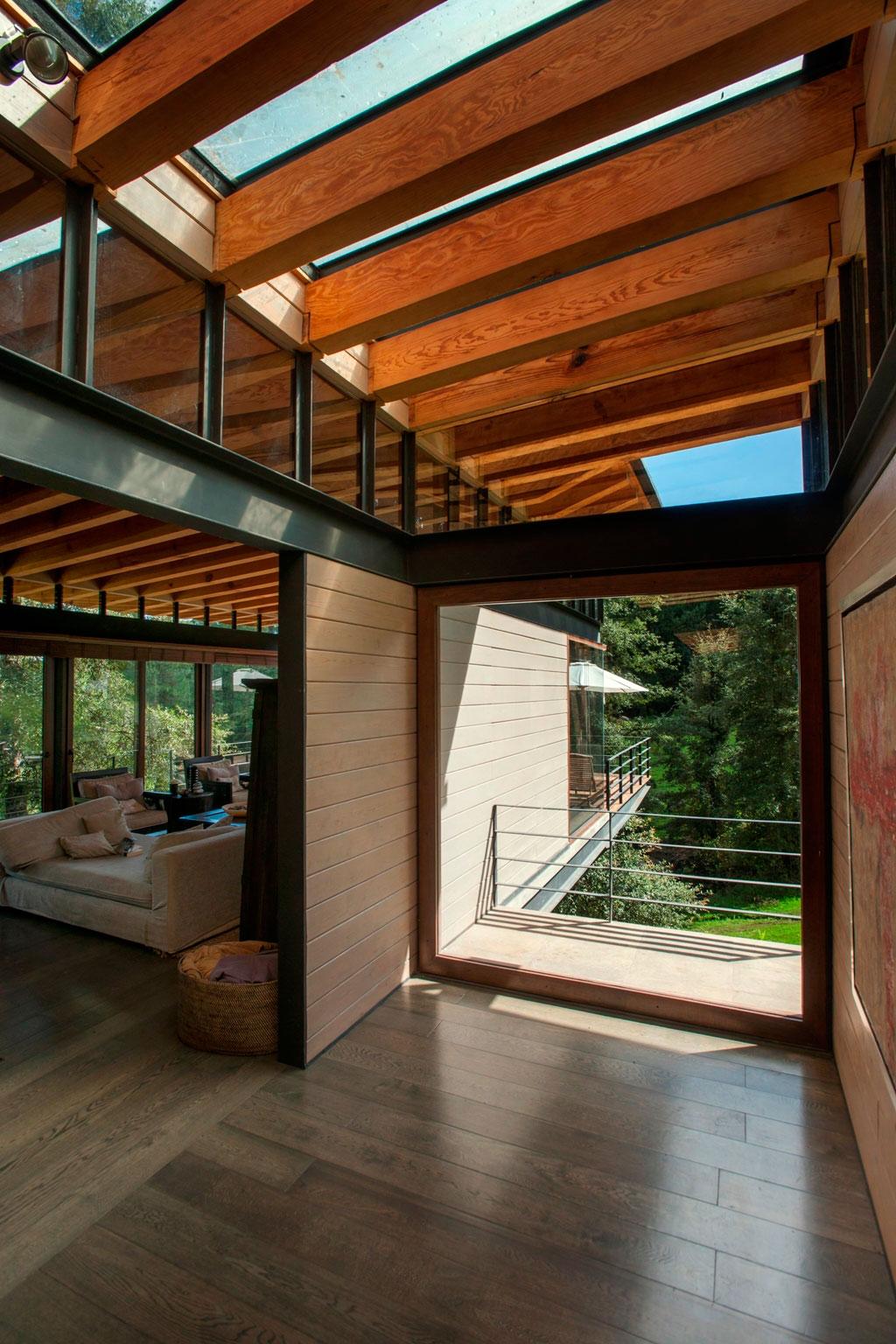 Hogares Frescos Casa Pintoresca Quot Perdida Quot En El Bosque