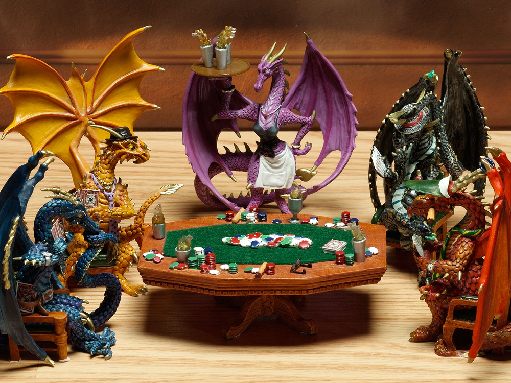 Dragon Play Poker