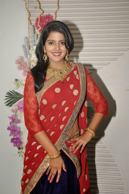 South Indian Actress Vishakha Singh Wallpaper