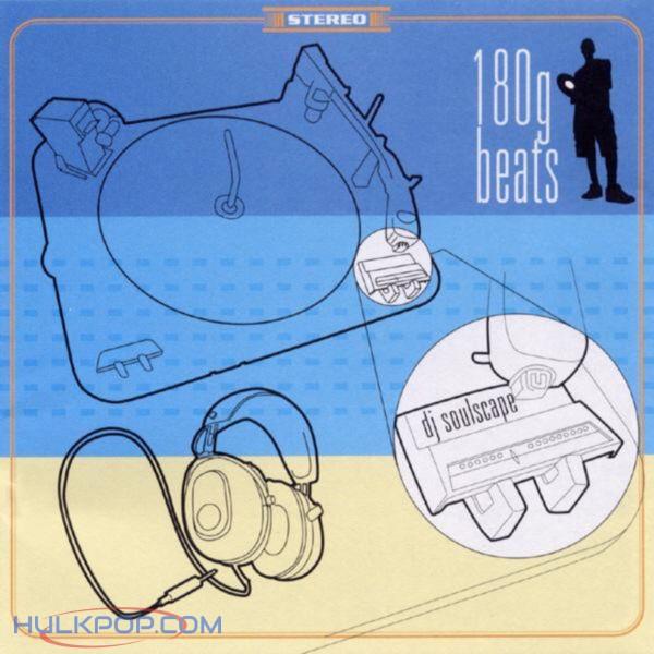 DJ Soulscape – 180g Beats (ITUNES MATCH AAC M4A)