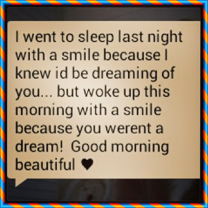 Sweet Good Morning Texts for Her | Cute Instagram Quotes