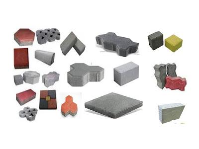 Harga paving block k300