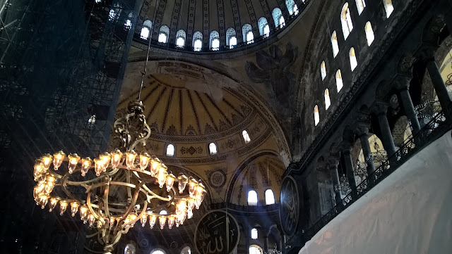 Ayasofya Müzesi/Camii içi