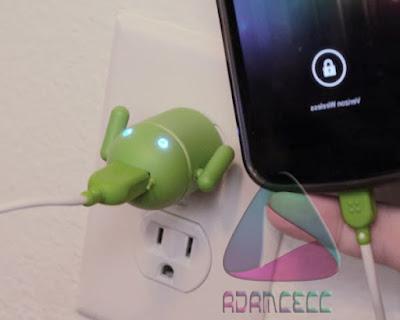 Penyebab baterai android tidak bisa di cas