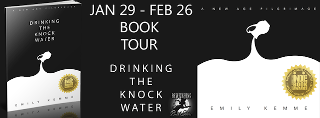 Interview with Emily Kemme, author of Drinking the Knock Water: A New Age Pilgrimage