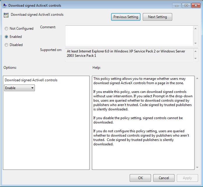 www KeithSmithOnline com: Citrix - Allow ActiveX Installation