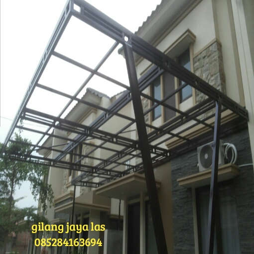 harga baja ringan juli 2018 kanopi rumah depok tukang di cinere