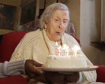 दुनिया की सबसे वृद्ध महिला एम्मा मोरानो का 117 वर्ष की आयु में निधन