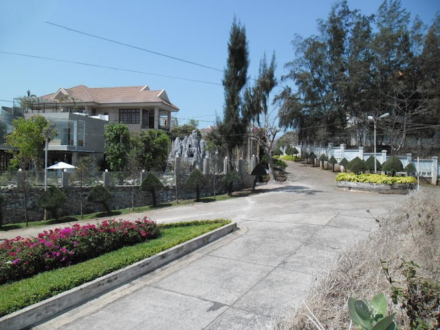 Đồi Ngọc Tước là nơi của rất nhiều villa