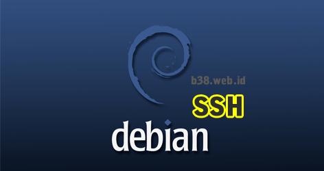 Tutorial Konfigurasi SSH Server Di Debian