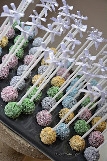 renkli cakepops