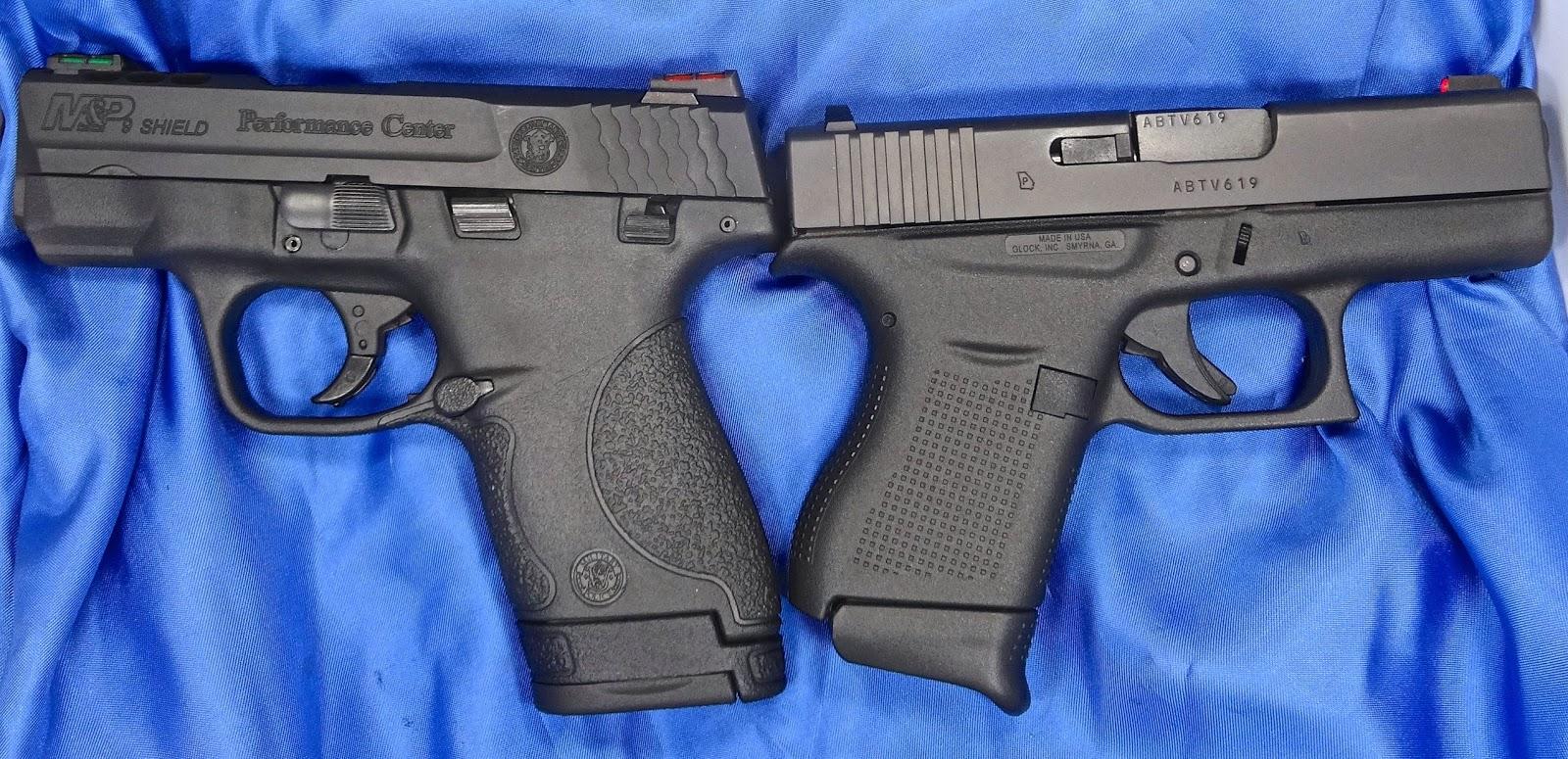 average joe s handgun reviews performance center s w shield versus