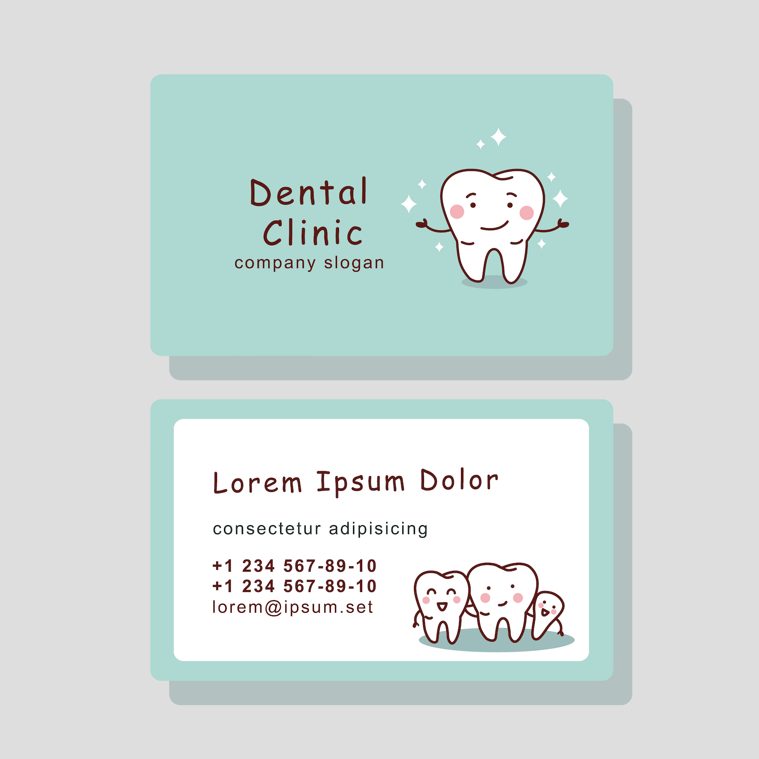 Dental business cards business card tips dental business cards accmission
