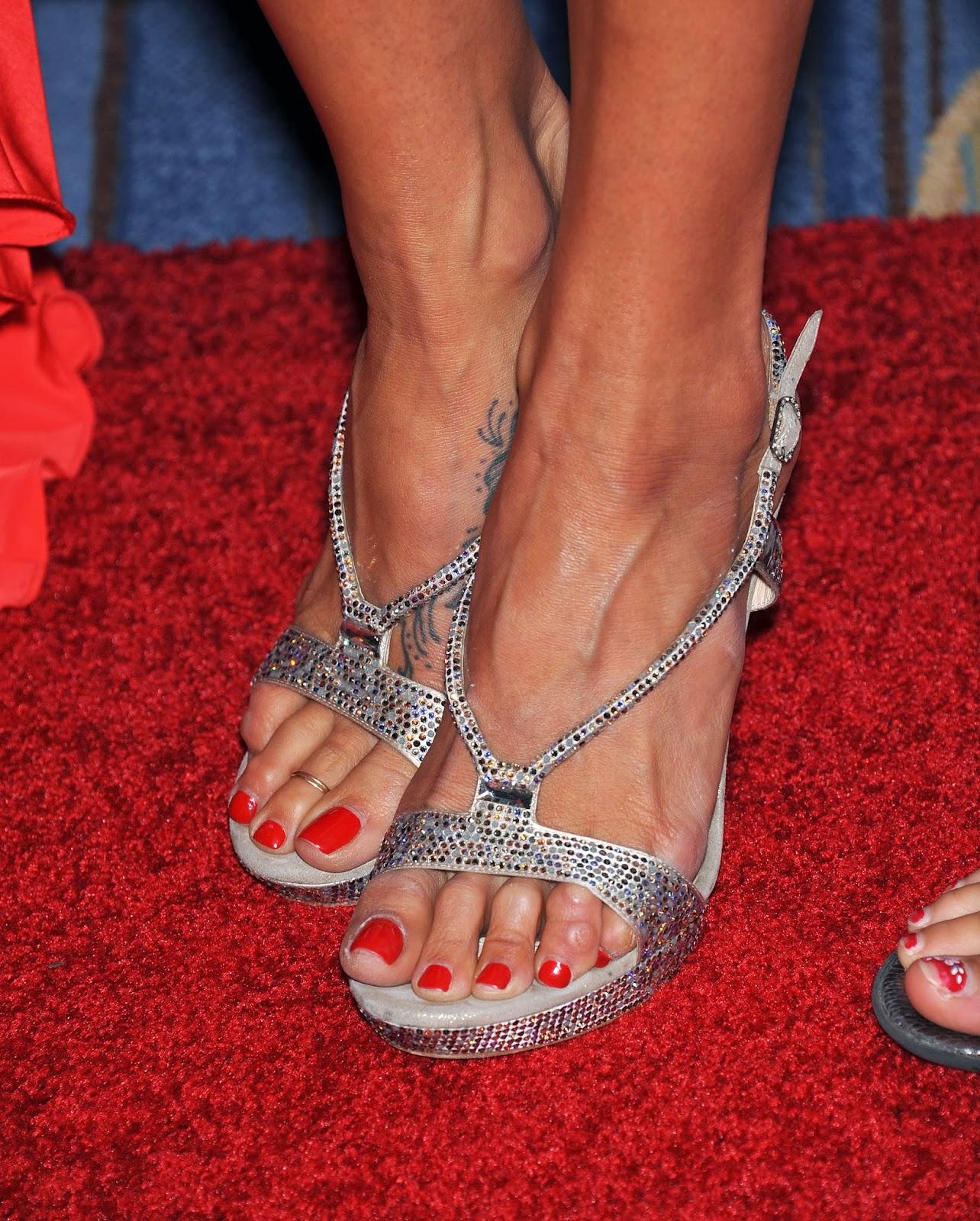 Feet Brooke Burke nude photos 2019