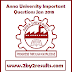 BA5106 Statistics for Management Important Questions Jan 2018 PDF Anna University