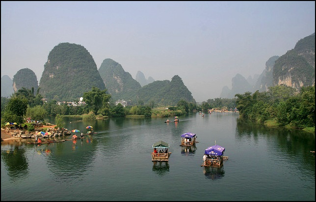 Rio-Li-Guilin-China