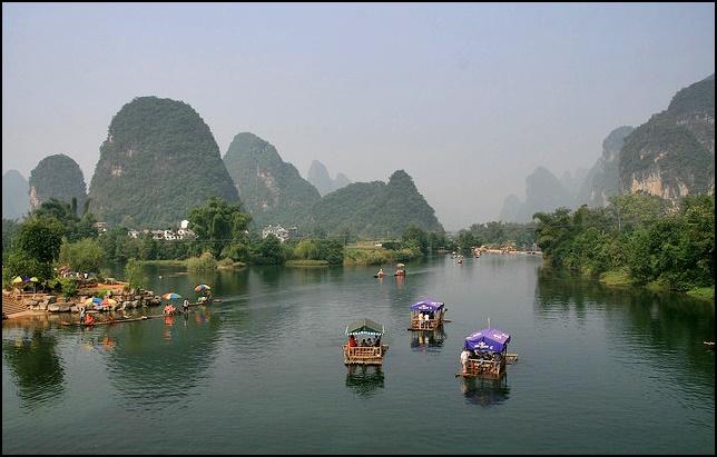 Rio-Li-Guilin-China