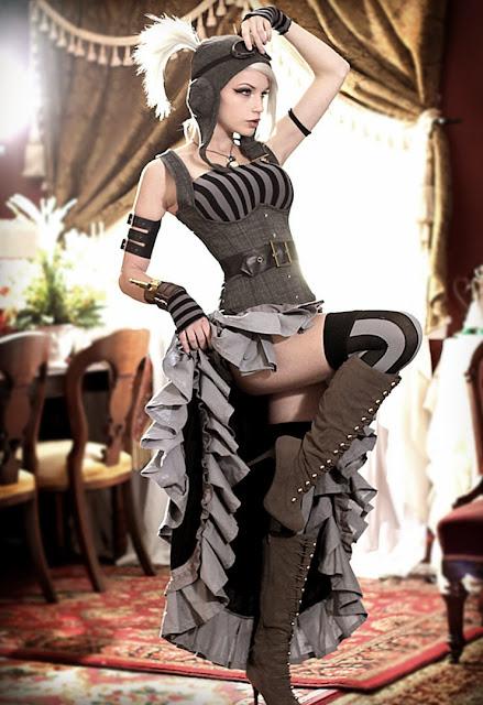 http://steampunkguide.blogspot.com/2013/12/steampunk-burlesque.html