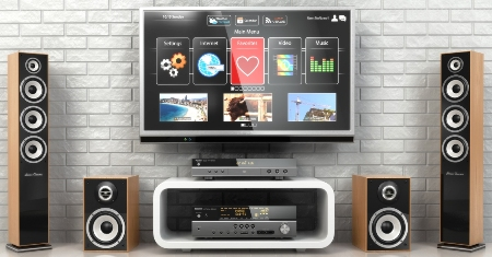 Netflix Surround Sound High-Quality Sound For Home theater