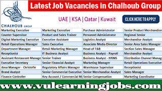 Chalhoub Group Careers - Middle East - Jobs In 2019