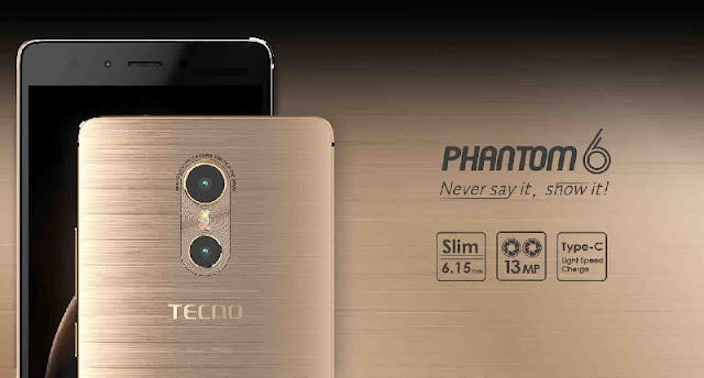 TECNO PHANTOM 6- infoexposure