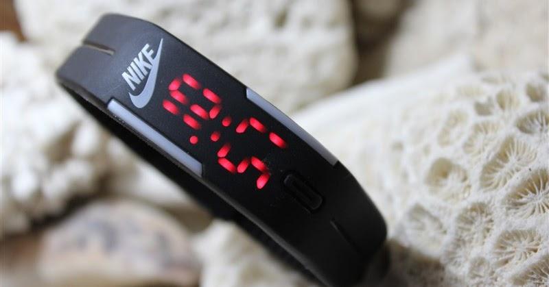 Cara Setting Jam Tangan Gelang LED - Cara Menyetel Menit