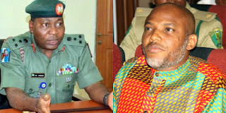 Dani Usman and Nnamdi Kanu