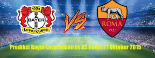 Bayer Leverkusen vs AS Roma