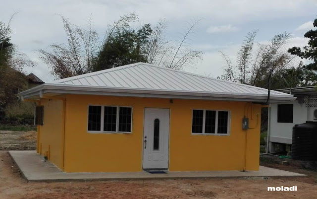 Low cost housing in Trinidad and Tobago