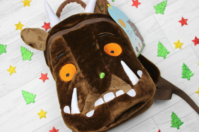 A review of The Gruffalo Toddler Day Sack with Reins