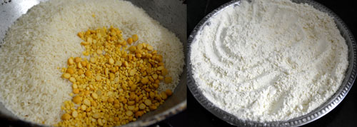 how to make murukku mavu