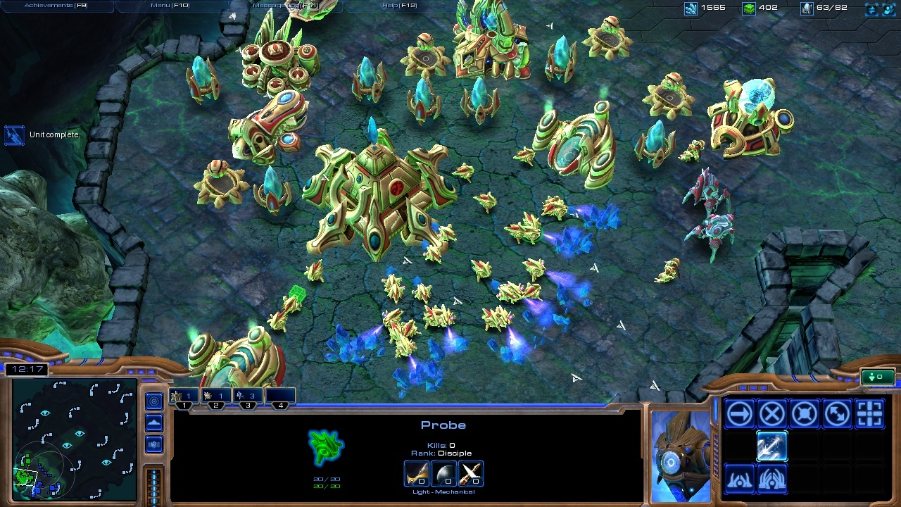 Download StarCraft 2 Legacy of the Void PC Gameplay