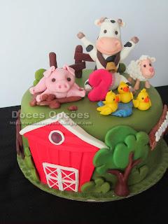bolo porco vaca oveha pintainhos bragança