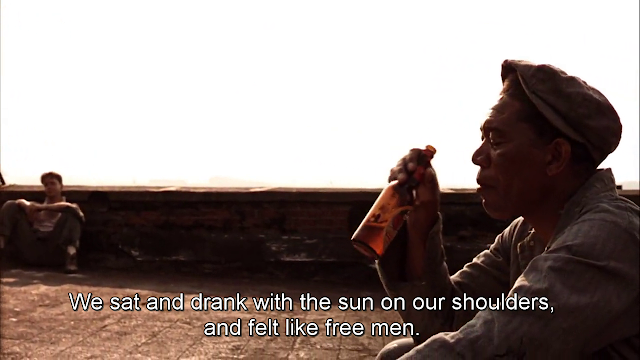 The Shawshank Redemption Movie Quotes, escapematter