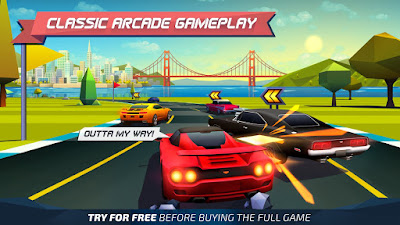 Horizon Chase – World Tour Full Apk + OBB Free Download
