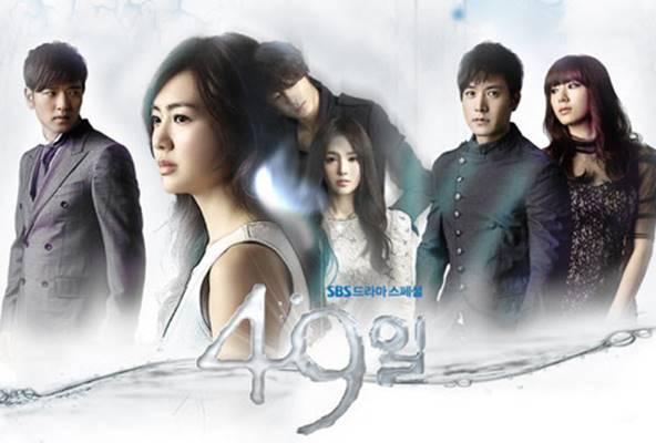 49 days drama korea sedih tentang penyakit kanker