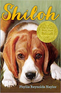 Shiloh is a great chapter book for any upper elementary classroom for a read-aloud or even as a novel study.