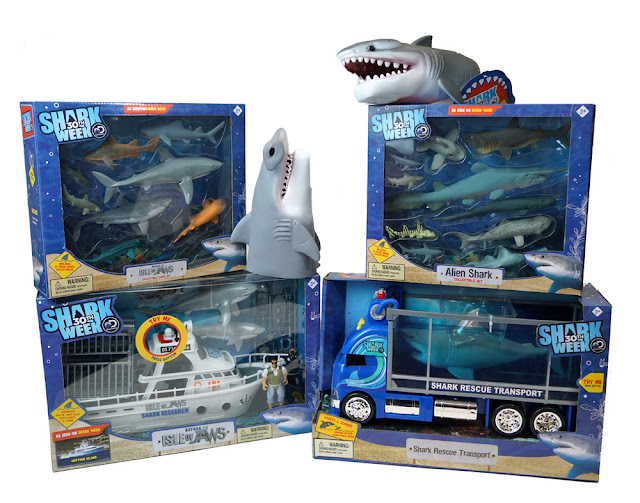 Shark Week 2018 Bright Kingdom Shark Week Toys 01