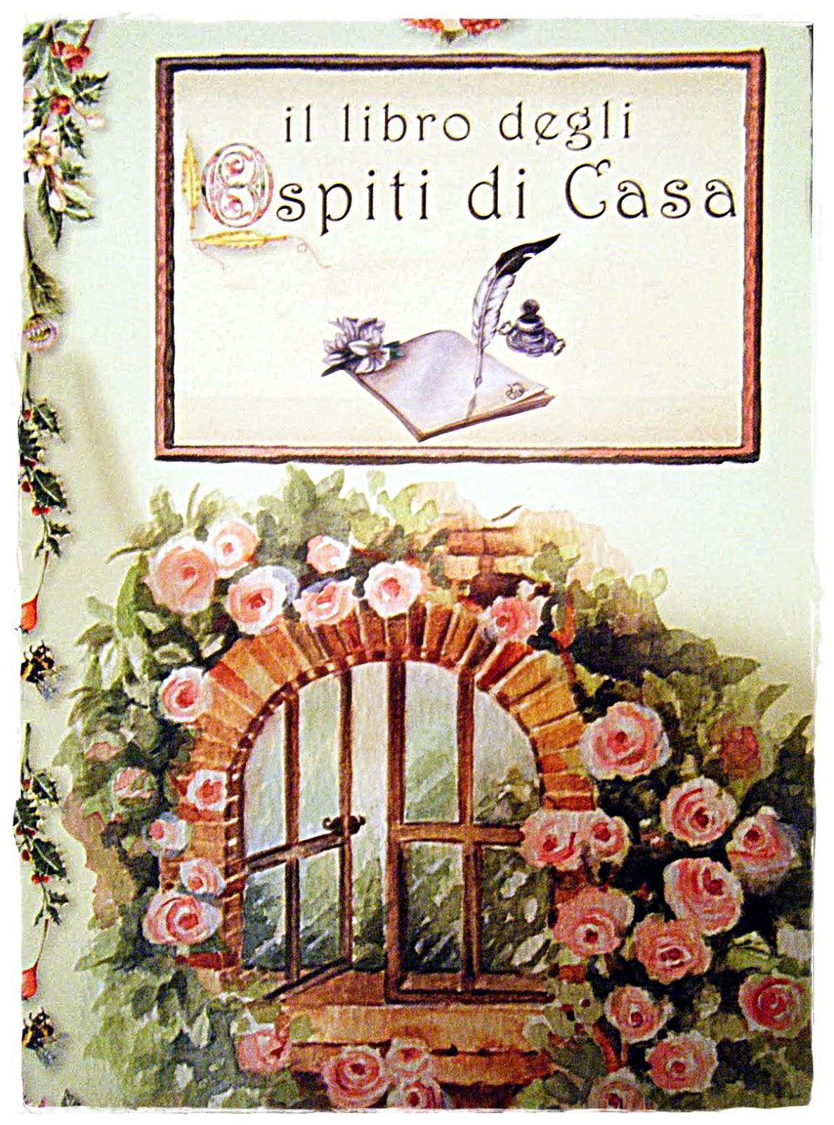 Casa vacanza santa caterina il libro degli ospiti for Libro degli ospiti