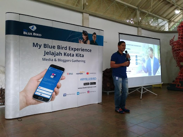 Amazing Race Seru Bersama My Blue Bird
