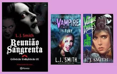 Crónicas vampíricas, de L. J. Smith