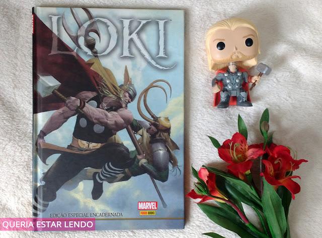 Resenha: Loki