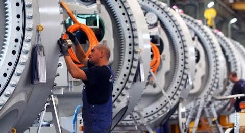 Növekedési lendületet vett az első negyedévben a német gazdaság