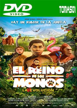 El reino de los monos (2015) DVDRip