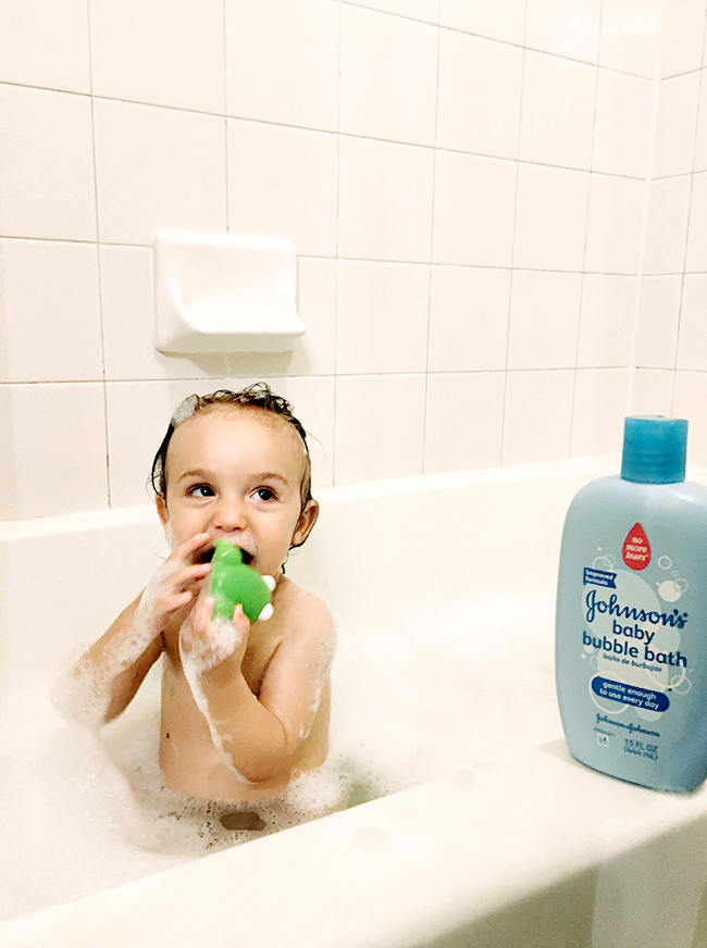 8 Creative Uses for Baby Bubble Bath