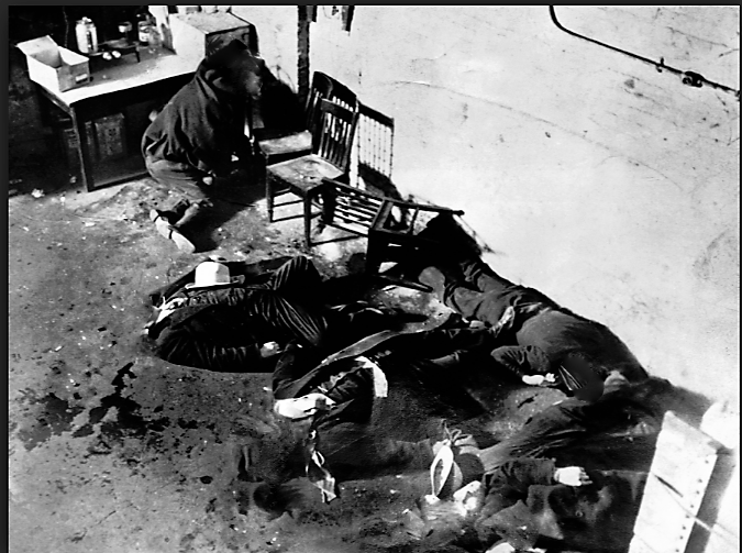 st valentines day massacre story - Happy St Valentine s Day Massacre Folks