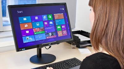 Tobii Gaze , Computer Technology With Eye Movement For Mouse