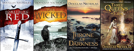 The Something Red Quadrilogy by Douglas Nicholas